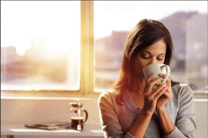 Почему кофе надо запивать водой