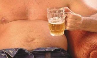 Можно ли потолстеть от пива